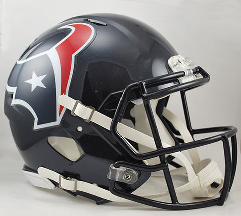 Houston Texans Riddell Authentic Speed Helmet