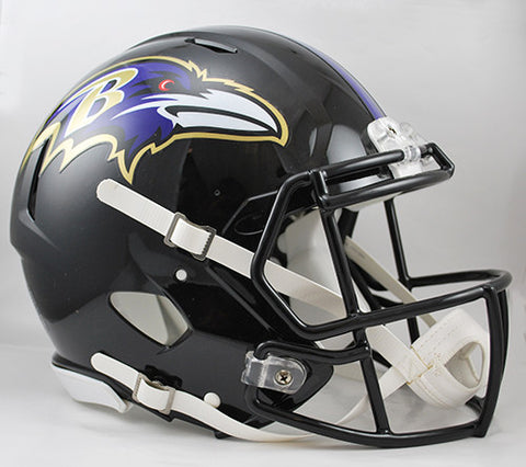 Baltimore Ravens Riddell Authentic Speed Helmet