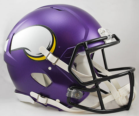 Minnesota Vikings Riddell Authentic Speed Helmet