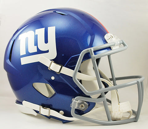 New York Giants Riddell Authentic Speed Helmet