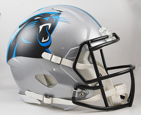 Carolina Panthers Riddell Authentic Speed Helmet
