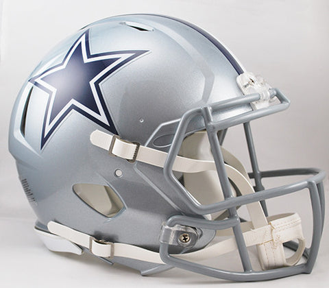 Dallas Cowboys Riddell Authentic Speed Helmet
