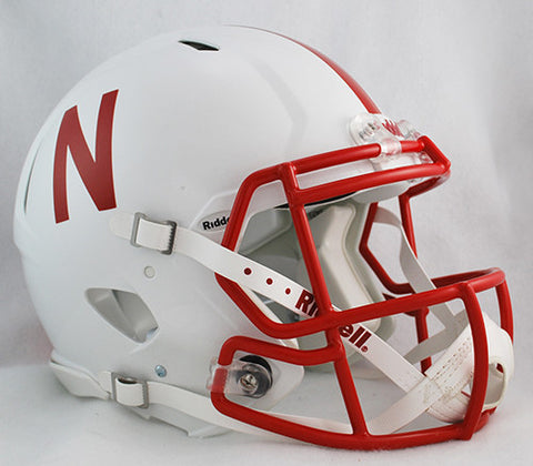 Nebraska Cornhuskers Riddell Authentic Speed Helmet