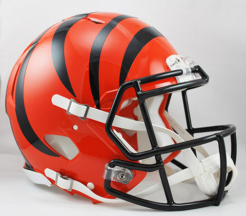 Cincinnati Bengals Riddell Authentic Speed Helmet