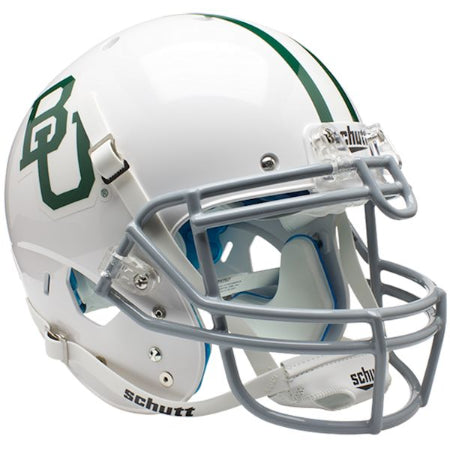 Baylor Bears White Schutt XP Authentic Helmet