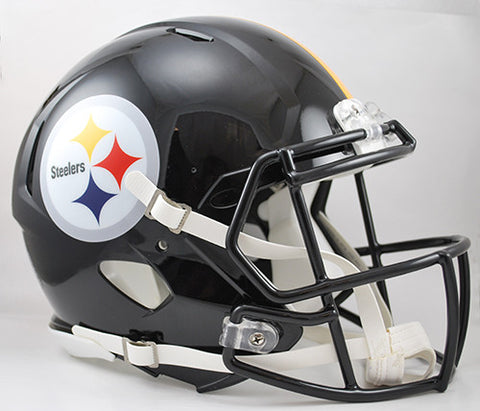 Pittsburgh Steelers Riddell Authentic Speed Helmet