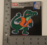 Florida Gators Die Cut Color Auto Emblem - Alternate Logo 2