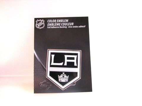 Los Angeles Kings Die Cut Color Auto Emblem