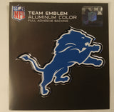 Detroit Lions Die Cut Color Auto Emblem 2