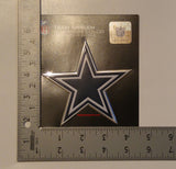 Dallas Cowboys Die Cut Color Auto Emblem 2