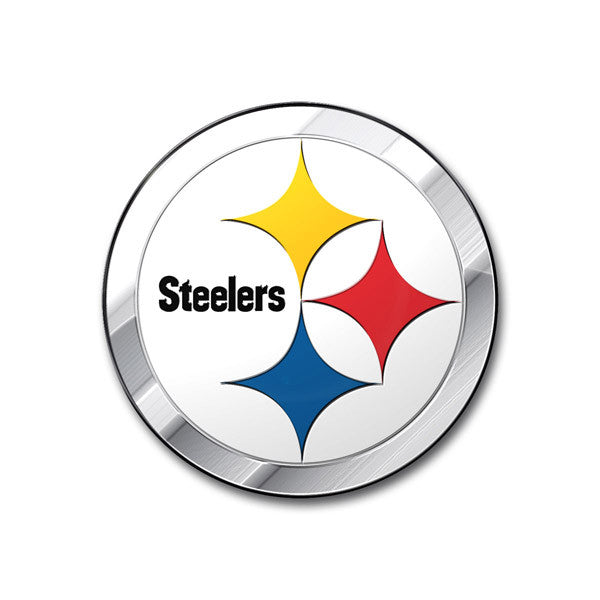Pittsburgh Steelers Die Cut Color