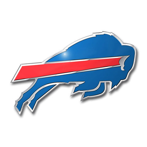 Buffalo Bills Die Cut Color Auto Emblem
