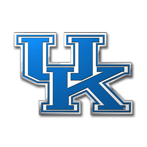 Kentucky Wildcats Die Cut Color Auto Emblem