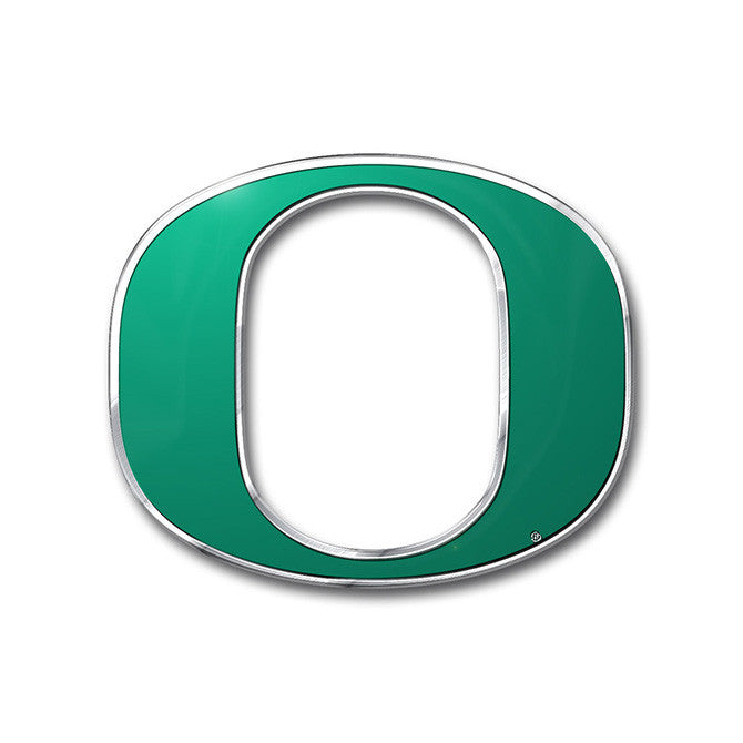 Oregon Ducks Die Cut Color Auto Emblem