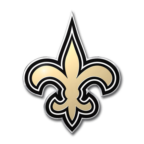 New Orleans Saints Die Cut Color Auto Emblem