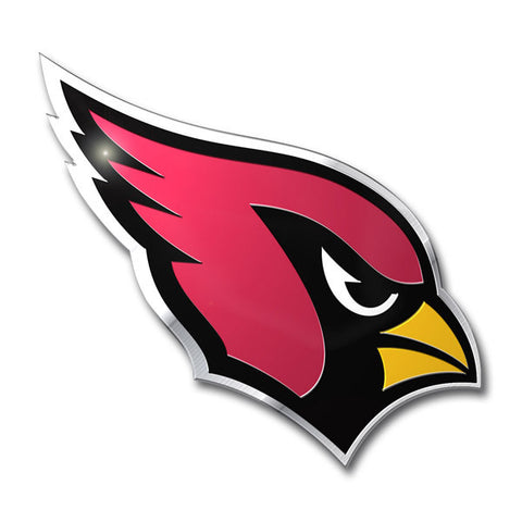 Arizona Cardinals Die Cut Color Auto Emblem