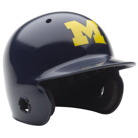 Michigan Wolverines Schutt Mini Batting Helmet