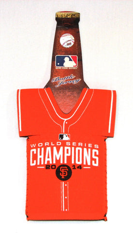 San Francisco Giants 2014 World Series Bottle Jersey