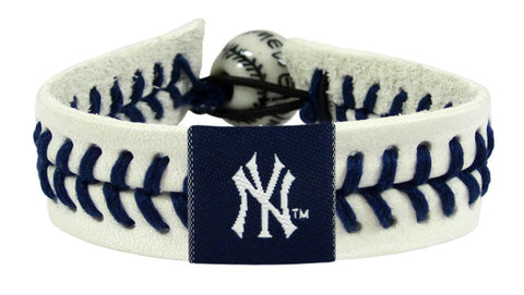 New York Yankees Blue Seams Bracelet