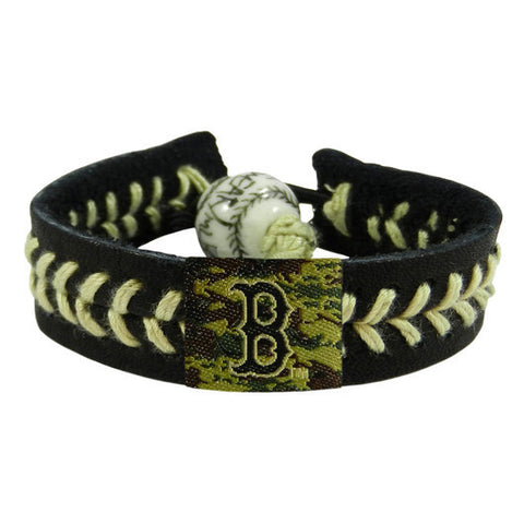 Boston Red Sox Camouflage Bracelet