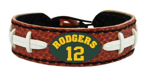 Green Bay Packers Aaron Rodgers Bracelet