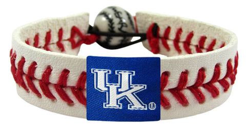 Kentucky Wildcats Baseball Bracelet