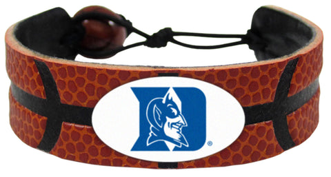 Duke Blue Devils Basketball Bracelet