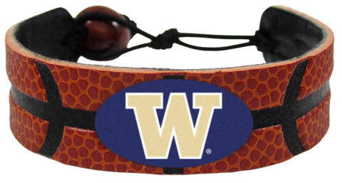 Washington Huskies Basketball Bracelet