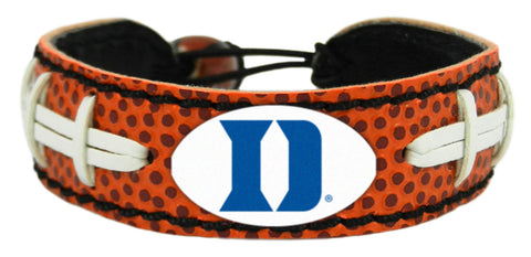 Duke Blue Devils Football Bracelet