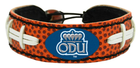 Old Dominion Monarches Football Bracelet