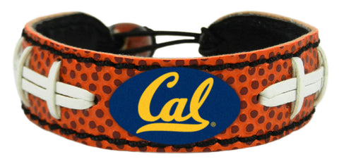 Cal Bears Football Bracelet