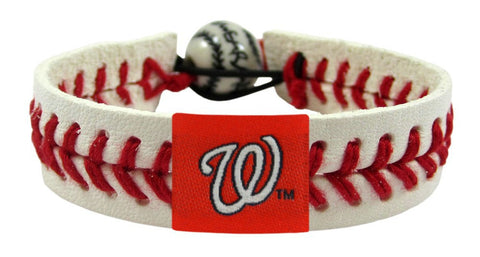 Washington Nationals Bracelet