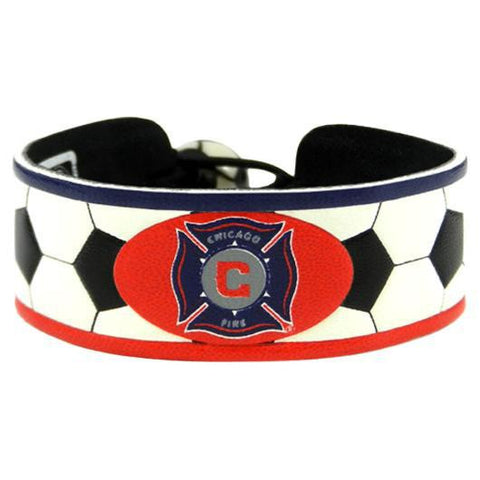 Chicago Fire Bracelet
