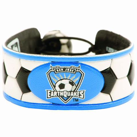 San Jose Earthquakes Bracelet