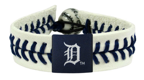 Detroit Tigers Blue Seams Bracelet