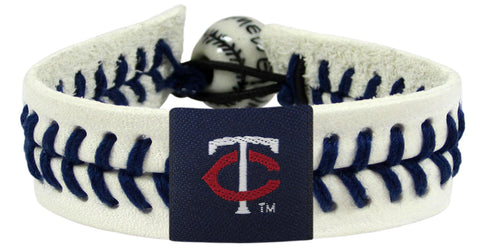 Minnesota Twins Genuine Bracelet