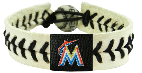 Miami Marlins Genuine Bracelet