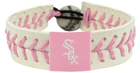 Chicago White Sox Pink Bracelet