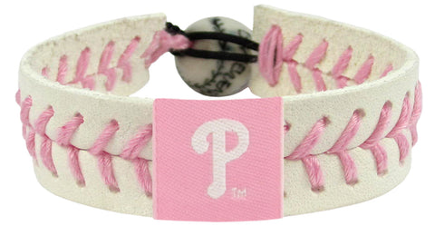 Philadelphia Phillies Pink Bracelet