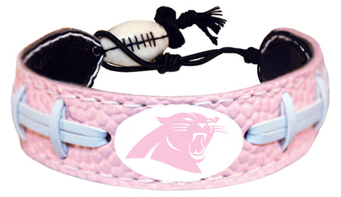Carolina Panthers Pink Bracelet