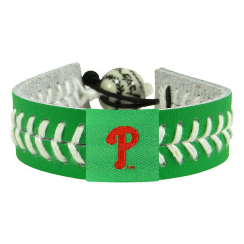 Philadelphia Phillies St. Patrick's Day Bracelet