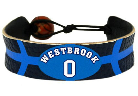 Oklahoma City Thunder Team Color Russell Westbrook Bracelet