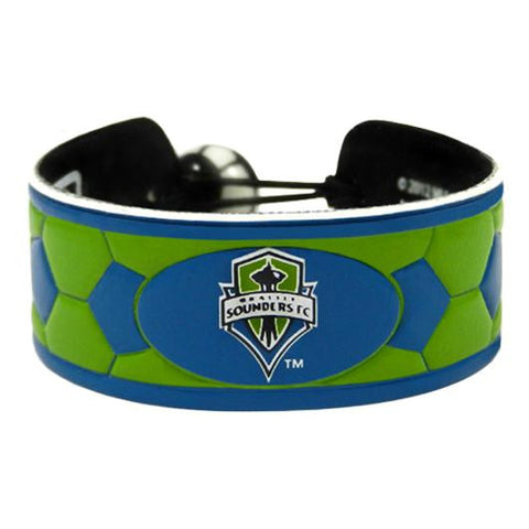 Seattle Sounders FC Team Color Bracelet
