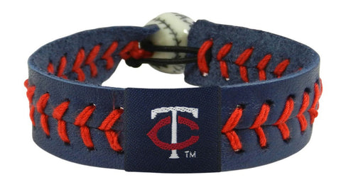 Minnesota Twins Team Color Bracelet
