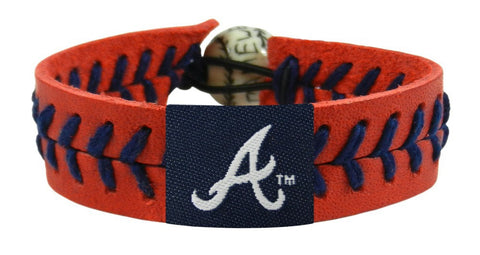 Atlanta Braves Team Color Bracelet