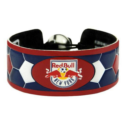 New York Red Bulls Team Color Bracelet