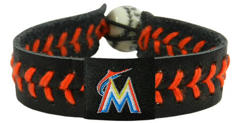 Miami Marlins Team Color Bracelet