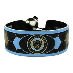 Philadelphia Union Team Color Bracelet
