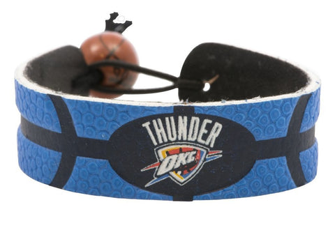 Oklahoma City Thunder Team Color Bracelet