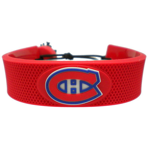 Montreal Canadiens Team Color Bracelet